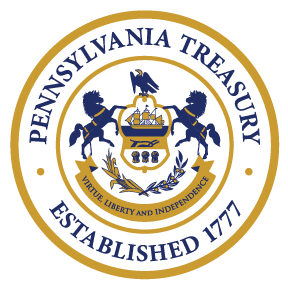 Pennsylvania Treasury Department Logo